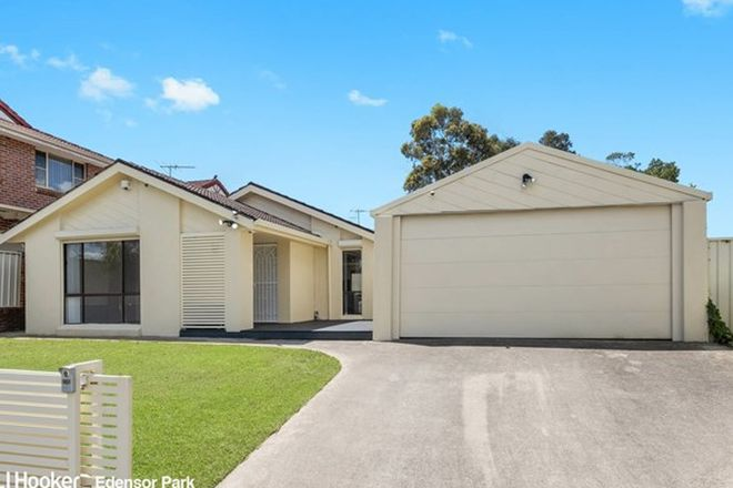 Picture of 26 Lewis Street, BONNYRIGG HEIGHTS NSW 2177