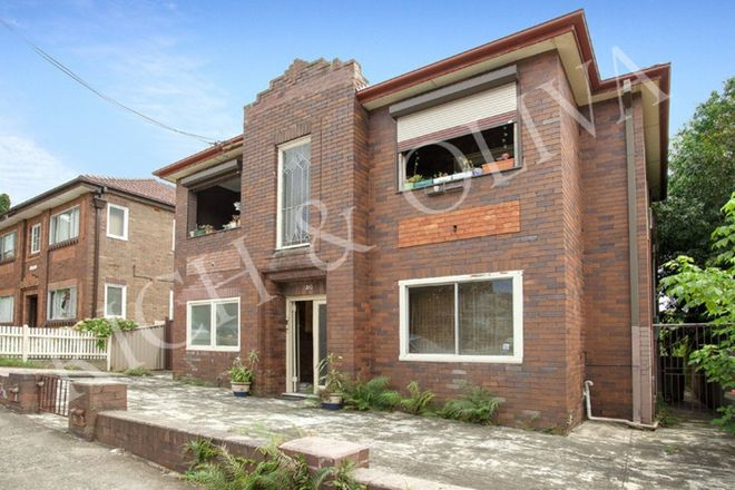 Picture of 1/20 Short Street, SUMMER HILL NSW 2130