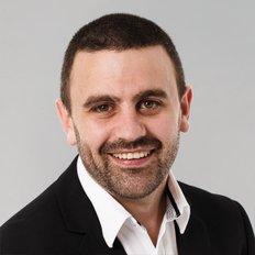 Simon Burns, Sales representative