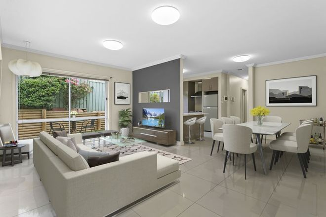 Picture of 10/79 Woodpark Road, MERRYLANDS NSW 2160