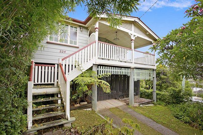 Picture of 224 Baroona  Road, PADDINGTON QLD 4064