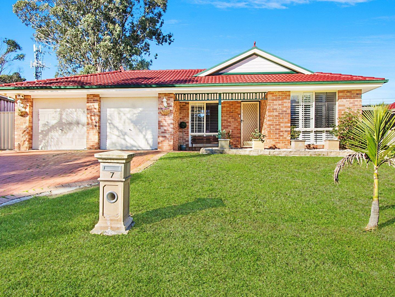 7 Trevor Toms Drive, Acacia Gardens NSW 2763, Image 0