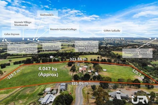 Picture of 50 FIRST AVENUE, EDEN PARK VIC 3757