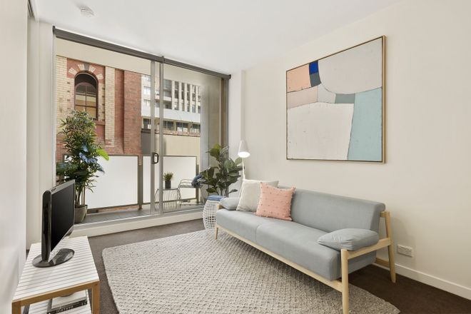 Picture of 408V/162 Albert Street, EAST MELBOURNE VIC 3002