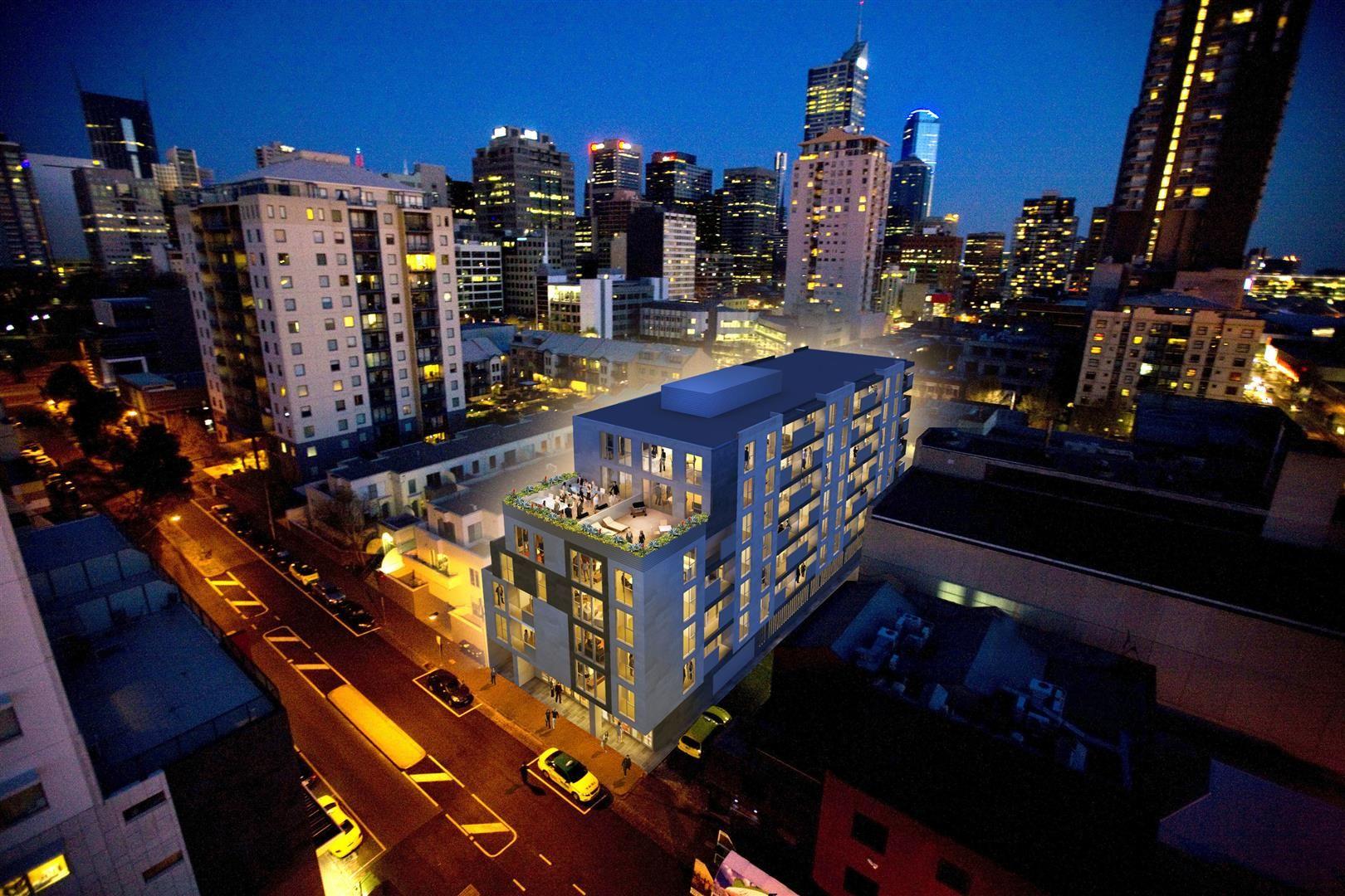 306/55 Jeffcott Street, West Melbourne VIC 3003, Image 0