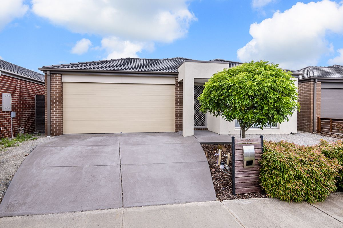 22 Glenelg Street, Clyde North VIC 3978, Image 0