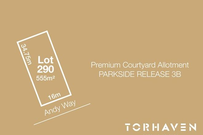 Picture of Lot 290 Andy Way, DEEBING HEIGHTS QLD 4306