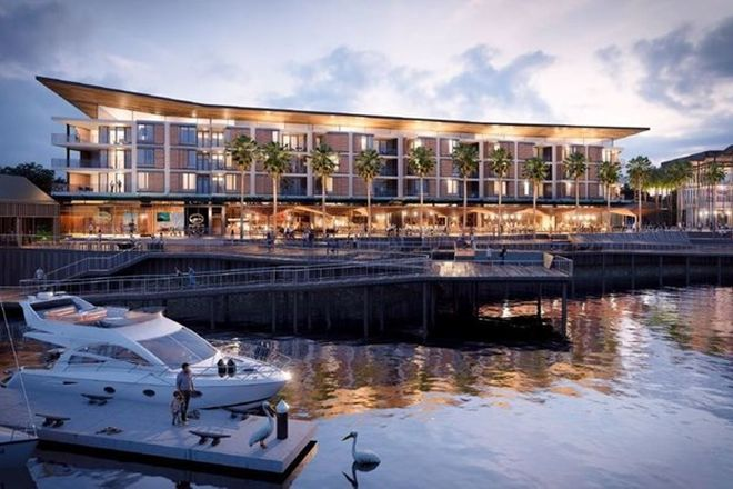Picture of Apartment 104 Aqua at the Waterfront Shell Cove, Old Bass Point Road, SHELL COVE NSW 2529