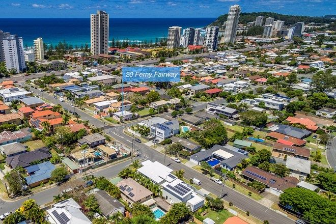 Picture of 20 Ferny Fairway, BURLEIGH HEADS QLD 4220