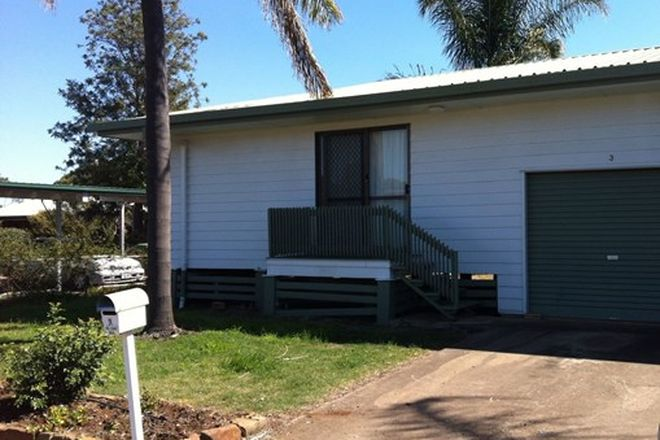 Picture of 3/104A Pratten Street, DALBY QLD 4405