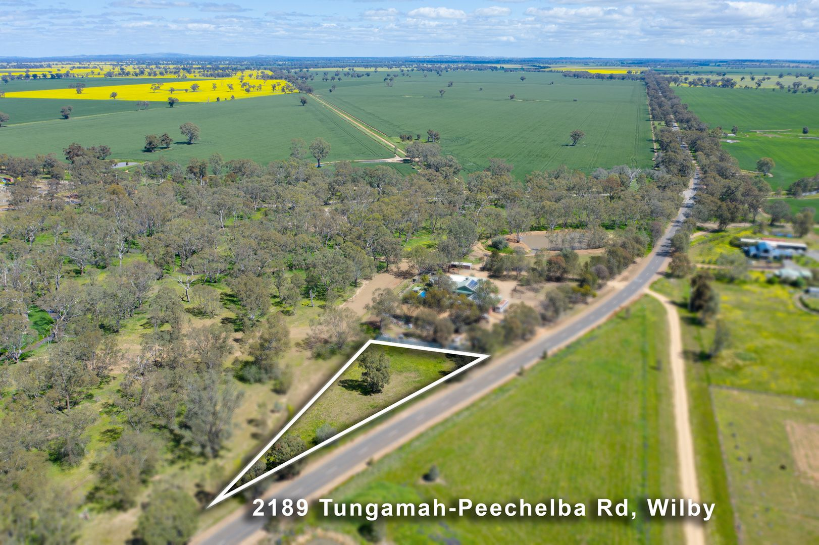 2189 Tungamah-Peechelba Road, Wilby VIC 3728, Image 1