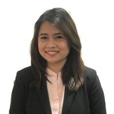 Angie Dela Cruz, Sales representative