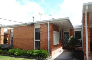 Picture of 4/7 Lyndhurst Crescent, Hawthorn VIC 3122