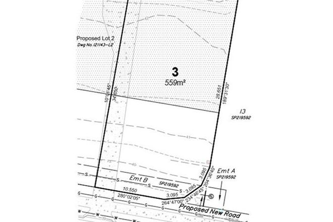 Picture of Lot 3, 298 Dairy Creek Road, WATERFORD QLD 4133