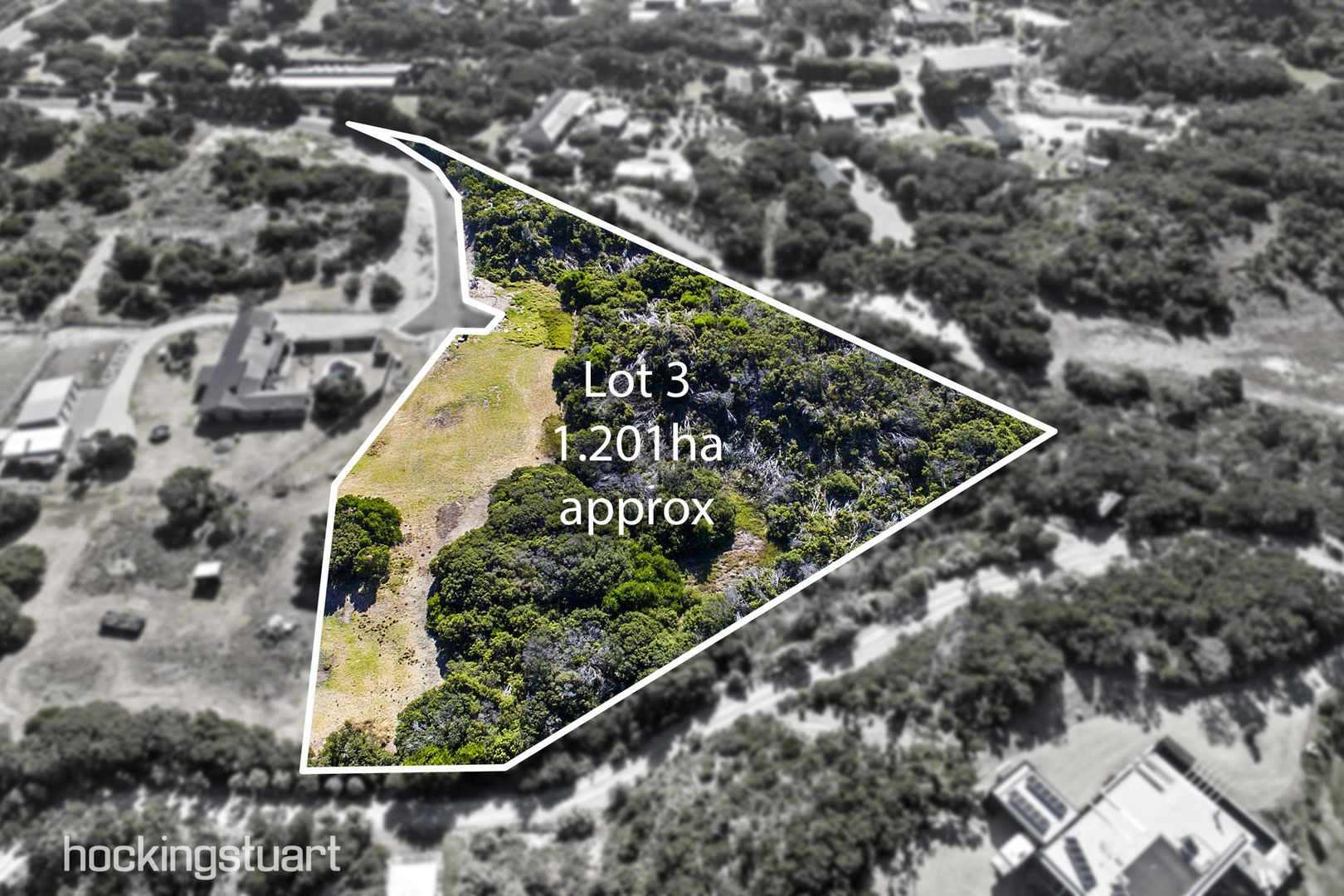 Lot 3, 420 Sandy Road, St Andrews Beach VIC 3941, Image 0