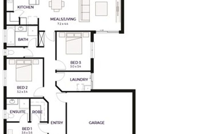 Picture of Lot 695 Drupe Street, MUNNO PARA WEST SA 5115