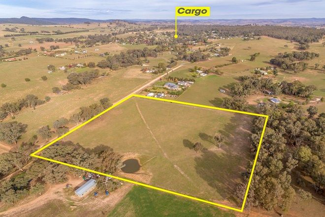 Picture of Lot 50 South Bowen Park Road, CARGO NSW 2800