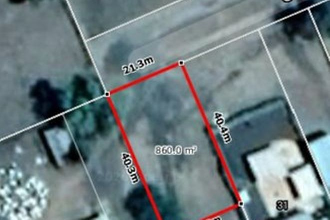 Picture of Lot 3 Glasgow Street, MITCHELL QLD 4465