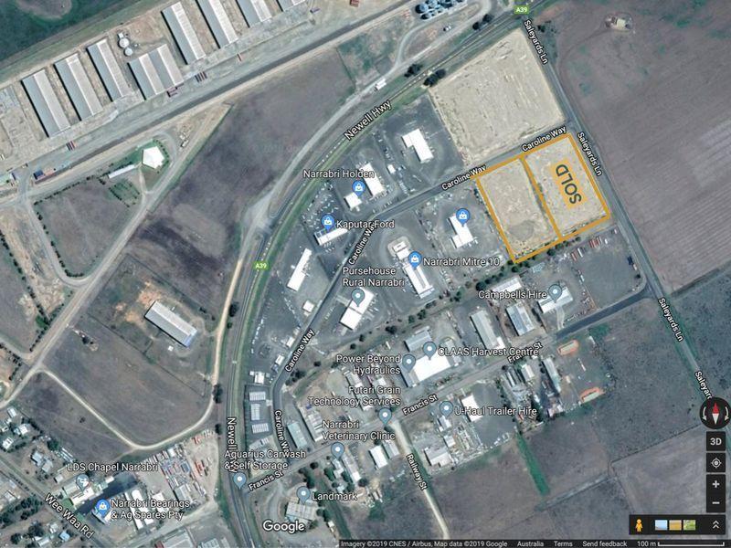 10 And 12 Caroline Way, Narrabri NSW 2390, Image 0