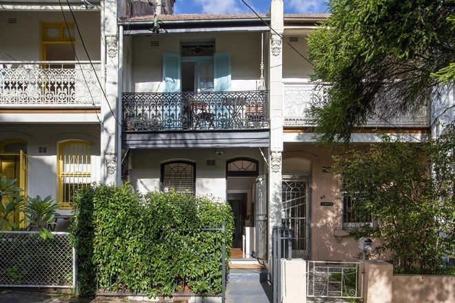 Picture of 51 Fowler Street, CAMPERDOWN NSW 2050