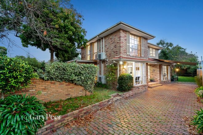 Picture of 35 Ludbrook Avenue, CAULFIELD SOUTH VIC 3162