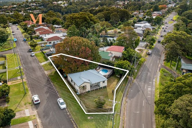 Picture of 276 Wallsend Road, CARDIFF HEIGHTS NSW 2285