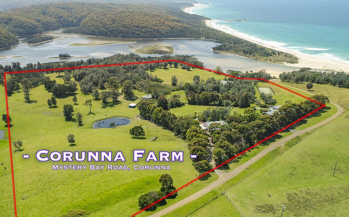 "1 DP 1134157/""Corunna Farm"" Mystery Bay Road, Corunna NSW 2546, Image 0"
