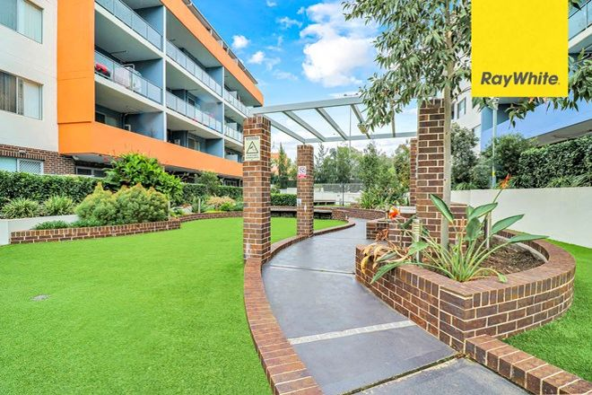 Picture of GO5/8C Myrtle St, PROSPECT NSW 2148