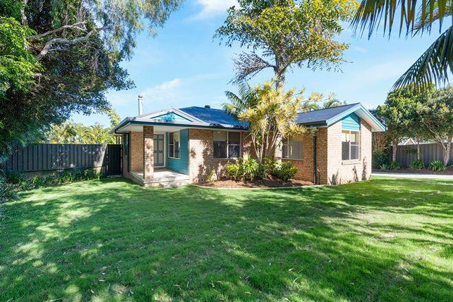 Picture of 25 Burns Crescent, CORINDI BEACH NSW 2456