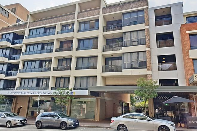 Picture of 32/1 Brown Street, ASHFIELD NSW 2131
