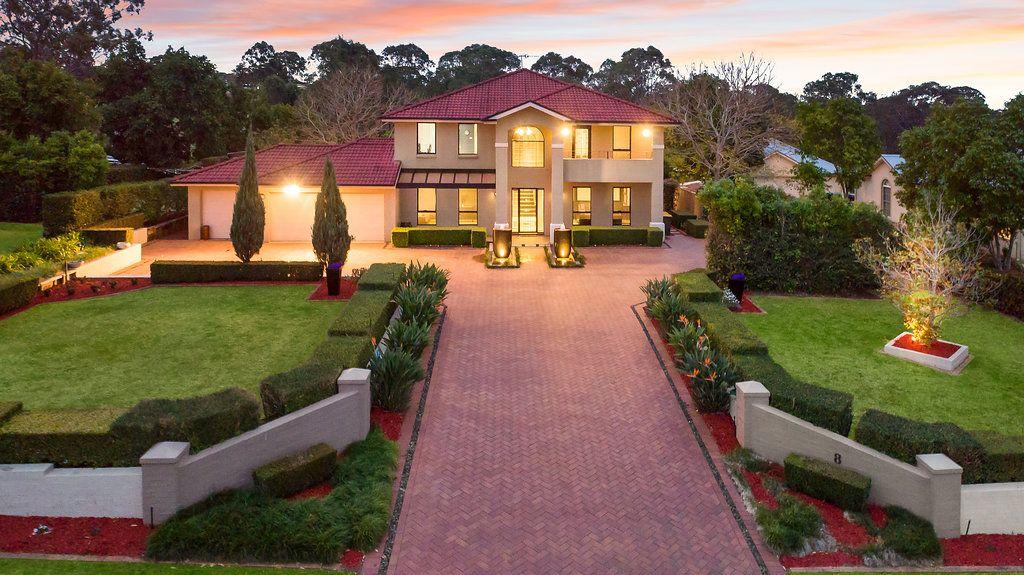 8 SILVEN PARK WAY, Silverdale NSW 2752, Image 0
