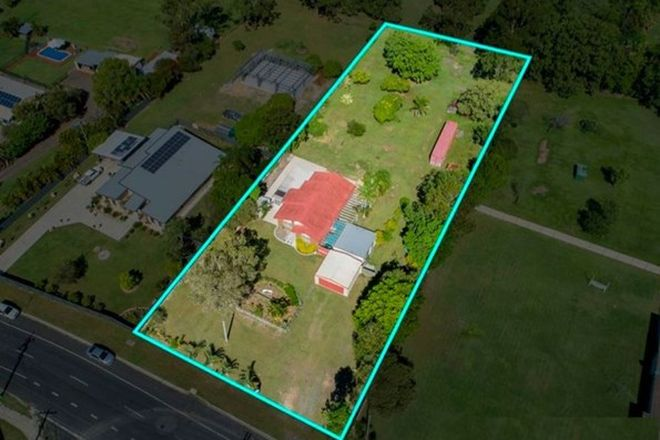 Picture of 306-308 Uhlmann Road, BURPENGARY EAST QLD 4505