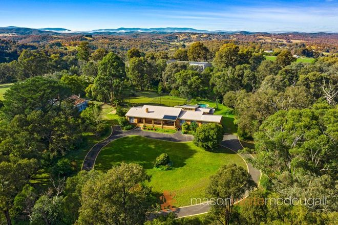 Picture of 430 Kangaroo Ground - St Andrews Road, PANTON HILL VIC 3759
