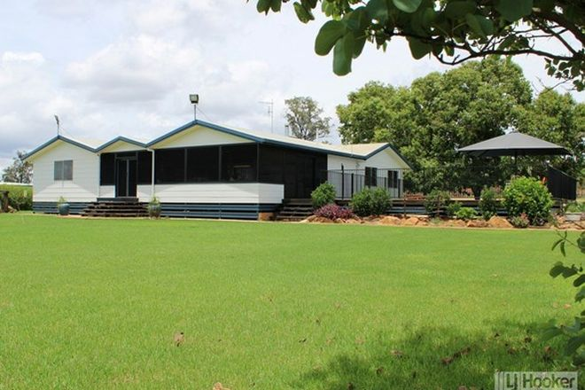 Picture of 1049 Laglan Road, CLERMONT QLD 4721