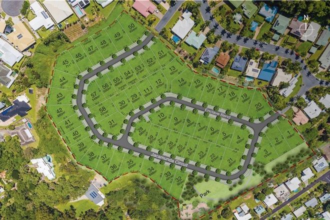 Picture of Lot/46 Jacamunda Circuit, EARLVILLE QLD 4870