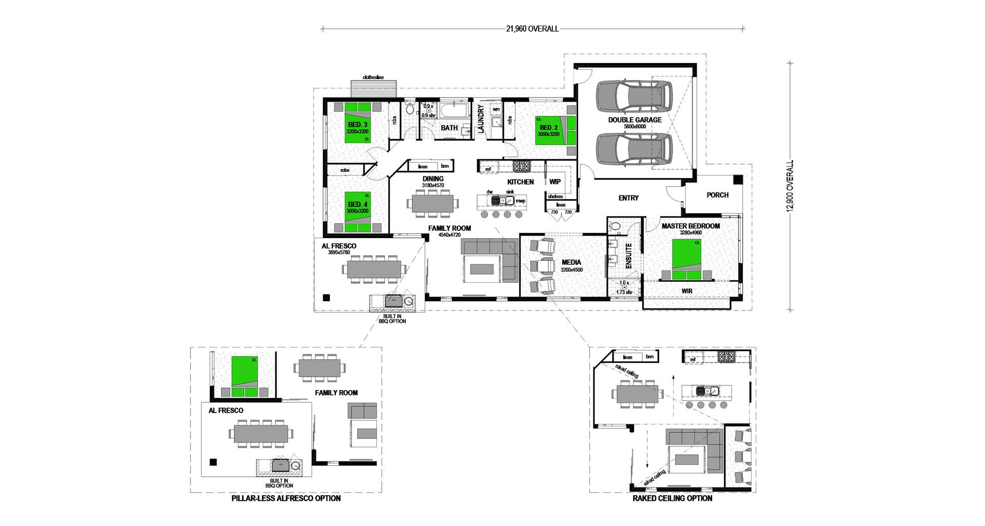 Lot 60 Renell Street Bargara Rise Estate, Bargara QLD 4670, Image 1