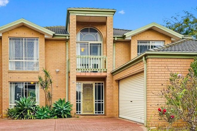 Picture of 15 Merthyr Place, ASPENDALE GARDENS VIC 3195