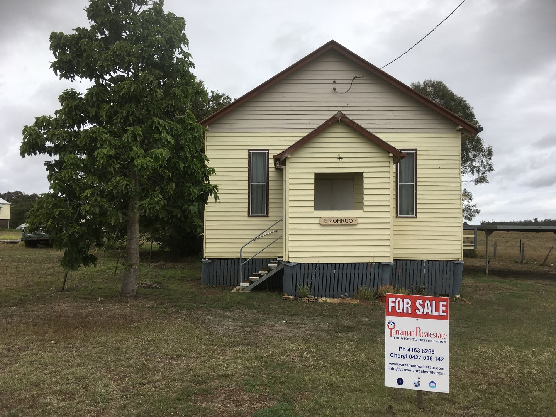 71 Cloyna West Rd, Cloyna QLD 4605, Image 1