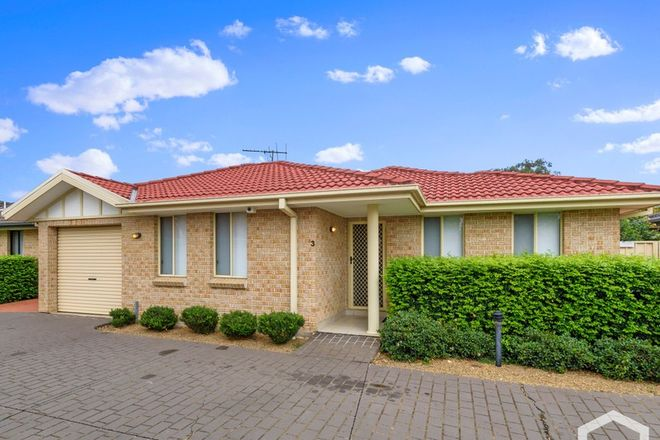 Picture of 3/530-532 Carlisle Ave, MOUNT DRUITT NSW 2770