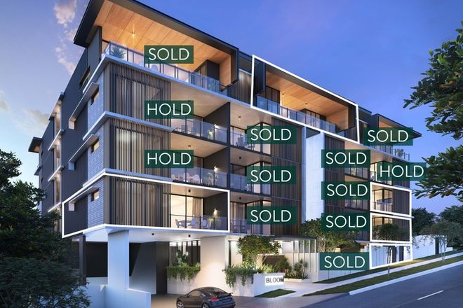 Picture of 101/17 - 21 Wesley St, LUTWYCHE QLD 4030
