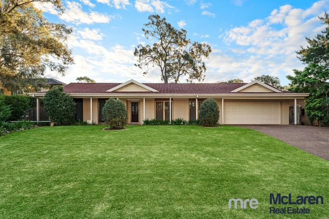 Picture of 51 Bowman Avenue, CAMDEN SOUTH NSW 2570