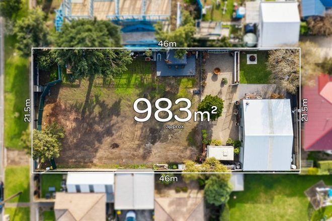 Picture of 217 Boundary Road, WHITTINGTON VIC 3219