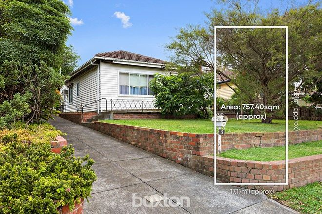 Picture of 19 Morton Road, BURWOOD VIC 3125