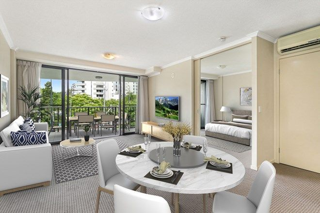 Picture of 211/8 Land Street, TOOWONG QLD 4066