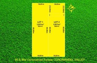 Picture of 95 & 95a Coromandel Parade, Coromandel Valley SA 5051