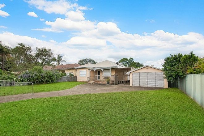 Picture of 209 Macquarie Street, SOUTH WINDSOR NSW 2756