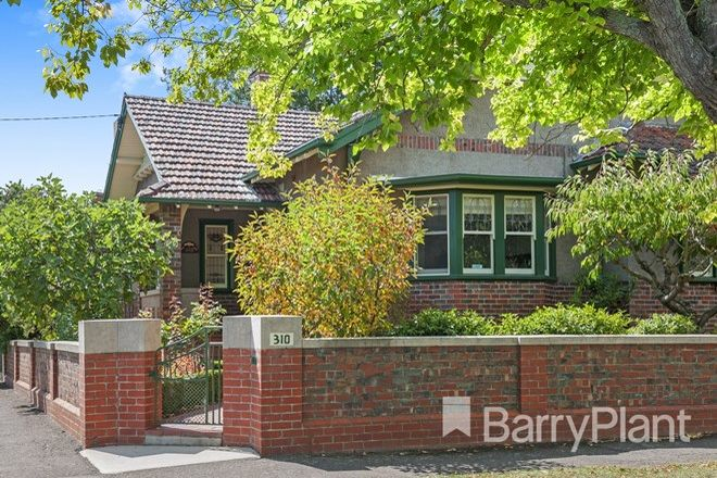 Picture of 310 Clarendon  Street, SOLDIERS HILL VIC 3350