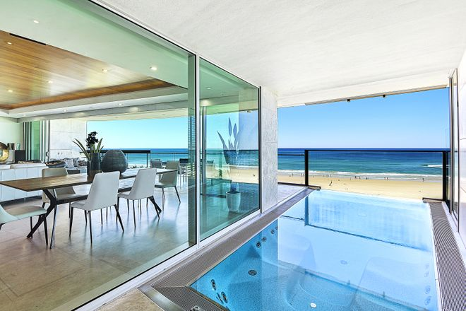 Picture of Apt 4 'Jade' 35 Northcliffe Terrace, SURFERS PARADISE QLD 4217