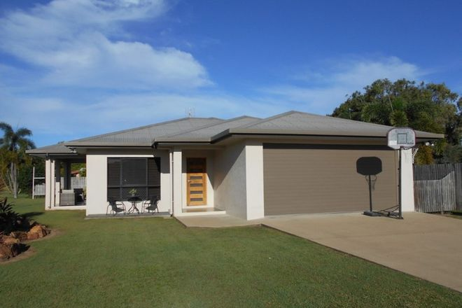 Picture of 1 Grey Gum Court, FORREST BEACH QLD 4850