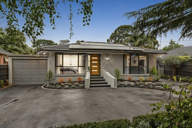Picture of 58A Holland Road, RINGWOOD EAST VIC 3135